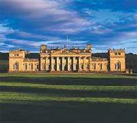 Yorkshire Wedding Venue at Harewood House