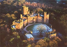 Peckforton Castle, Beeston, Cheshire.