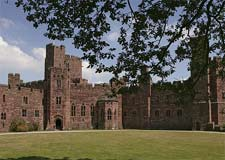 Peckforton Castle, Ideal Wedding Venue with stunning views of Cheshire.
