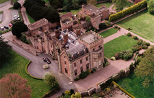 Castle Wedding Venue in Cheshire.