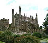 Gothic wedding venues